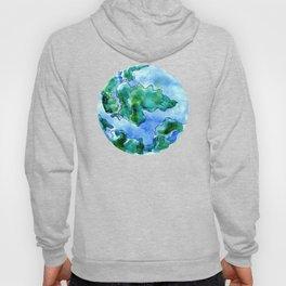 Earth Drawing Hoody