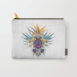 Tropical Tucan Carry-All Pouch