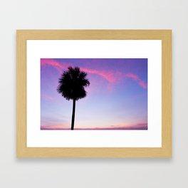 Florida Sunrise Framed Art Print
