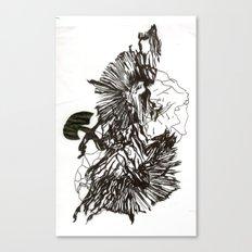 Print design development  Canvas Print