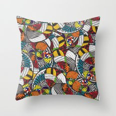 Ooo Jazzy Baby Throw Pillow