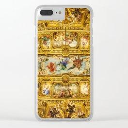 Grand Foyer Palais Garnier Clear iPhone Case