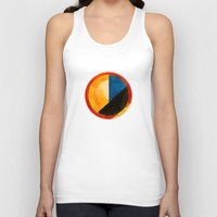 kandinsky Tank Tops featuring BALANCE by THE USUAL DESIGNERS