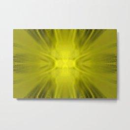 Faraway light ... Metal Print