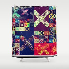 XX (xx) Shower Curtain