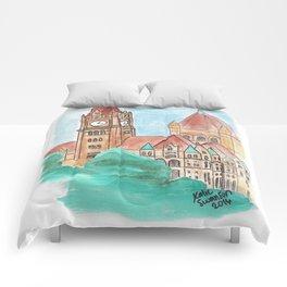 Landmark Center - St. Paul Sights Comforters