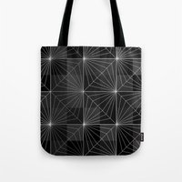 diamond Tote Bags featuring Diamond by Dood_L