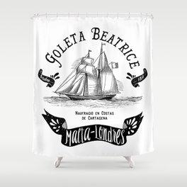 Goleta Beatrice Shower Curtain