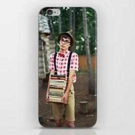 wonk? iPhone Skin