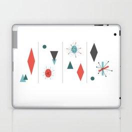 Mid Century Modern Design Laptop & iPad Skin