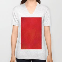Re-Created Twisted SQ XLII by Robert S. Lee Unisex V-Neck
