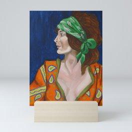 Gypsy Mini Art Print