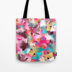 Colorful Place Tote Bag