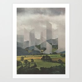 new horizons no.9 Art Print