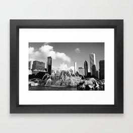 Masterpiece of Chicago Framed Art Print