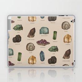 Gems and Minerals Laptop & iPad Skin