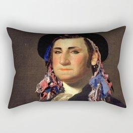 Boy George Washington Rectangular Pillow