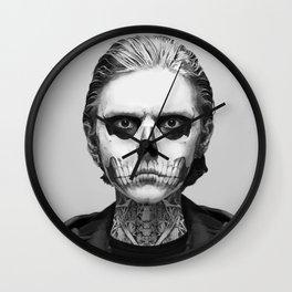 Portrait: Tate Langdon Wall Clock