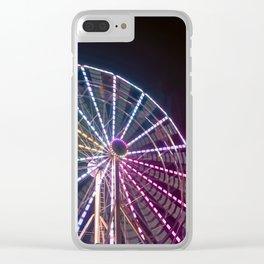 Downtown Waco Fair-pt.2 Clear iPhone Case