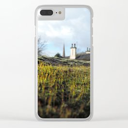 Sunseekers Clear iPhone Case