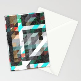 Digitally Textured Stationery Cards