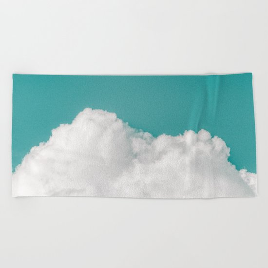 Dreaming Of Mountains Beach Towel