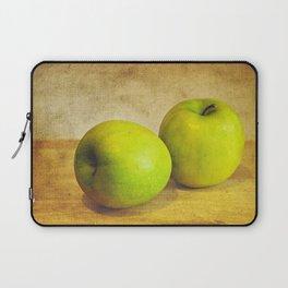 Green Apples Laptop Sleeve