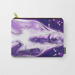 Goddess of the stars Carry-All Pouch