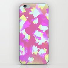 Colourful Squares iPhone Skin