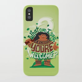 Hero to all iPhone Case