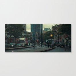 Rotterdam Canvas Print