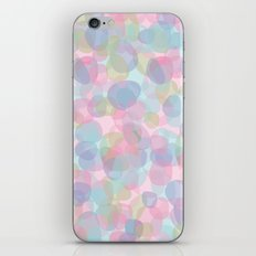 Pebbles Lavender iPhone & iPod Skin