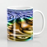 lsd Mugs featuring LSD by Tami Cudahy