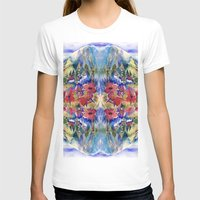 africa T-shirts featuring Africa by CrismanArt