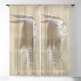 Horn 2 Sheer Curtain