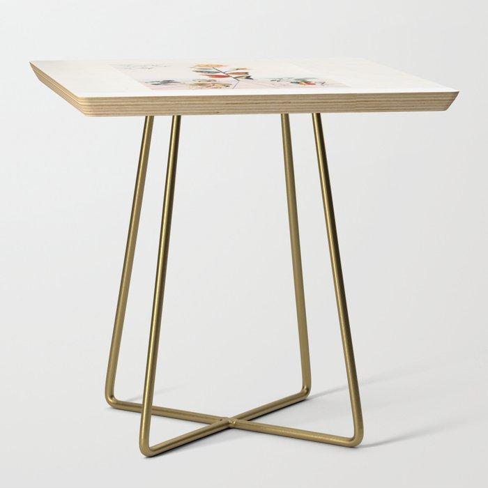 Salvador Dali Side Table