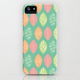 leafes iPhone Case