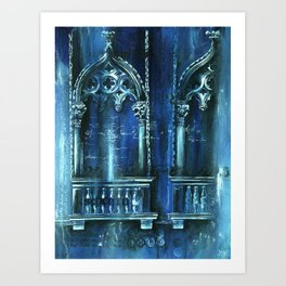 The Show Art Print