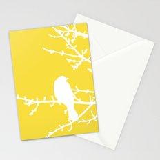 Yellow Bird - Modern Stationery Cards