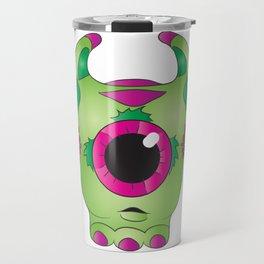 Baby Cyclops Monster Travel Mug