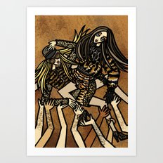 file 088. girls gone wild Art Print