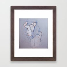 Eme Framed Art Print