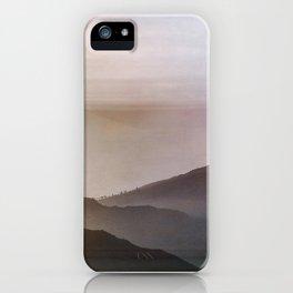 Hazy Dreams iPhone Case