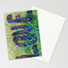 A Fractal of Love Stationery Cards