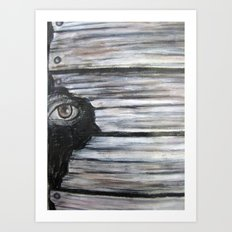 Looking Within Art Print
