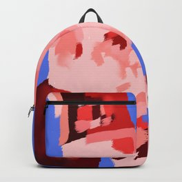 Red Stone Backpack