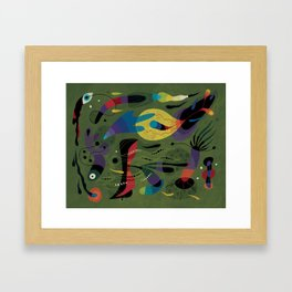Electric Epiphany 2018 Framed Art Print