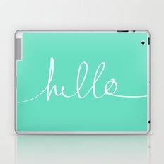 Hello x Mint Laptop & iPad Skin