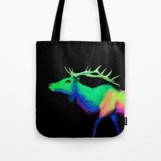 Elk #7 Tote Bag