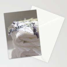 Smell of lavender Stationery Cards